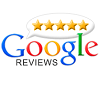 Our reviews from Google users